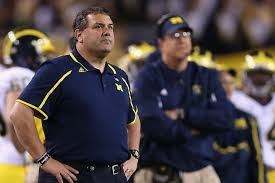 Brady Hoke not worried about job
