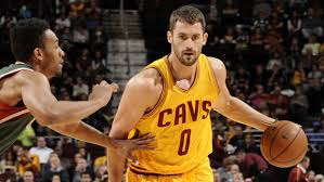 Cavaliers' Kevin Love
