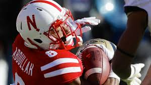 Nebraska's Ameer Abdullah out with an injured knee