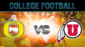 Oregon Ducks vs. Utah Utes